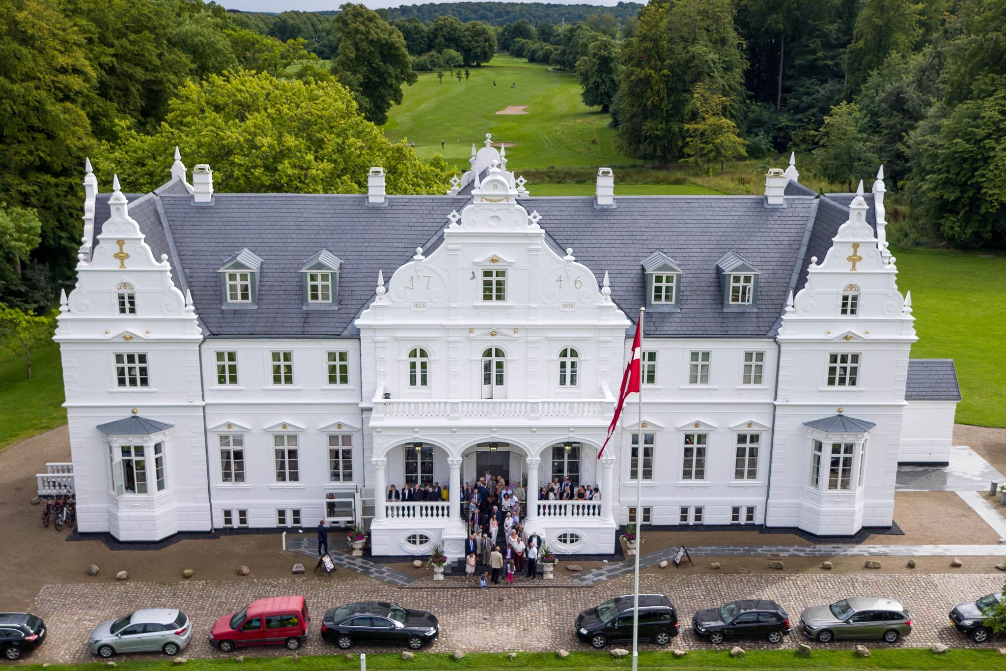 Fødselsdag Kokkedal Slot